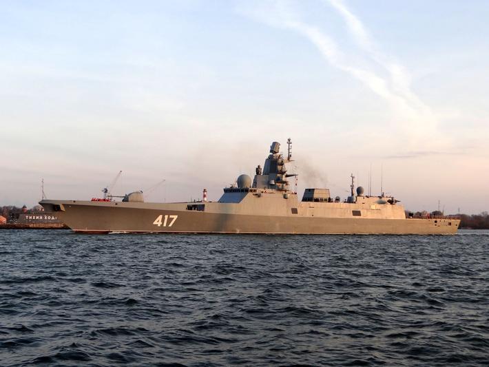Корабли Постоянной военно-морской группы НАТО прибыли в Одессу - Цензор.НЕТ 2386