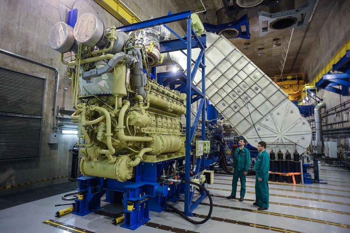 Marinha da Rússia finalmente resolve problema de motores ucranianos