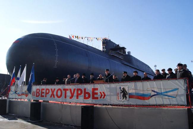 """...К-51  """"Верхотурье """", прошедшая плановый ремонт по продлению сроков службы на..."""