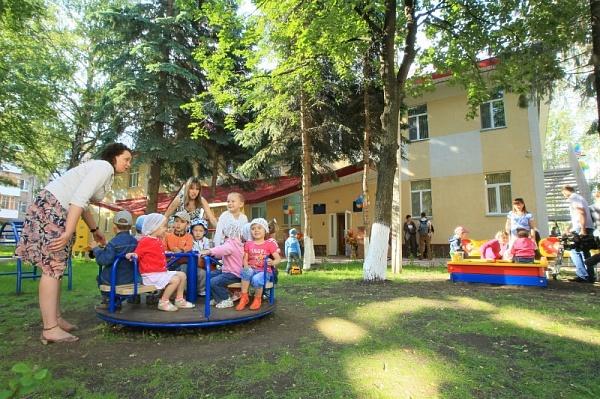 Мдоу детский сад родничок с турочак отметил свой 25 день рождения