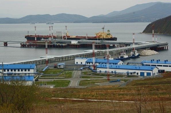 Завершено строительство нефтепровода ВСТО-II в Приморье. Автор фото: РИА PrimaMedia