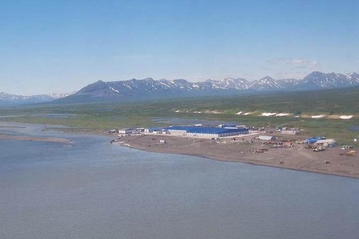 Тымлатский рыбокомбинат ввёл в эксплуатацию новый перерабатывающий завод на Камчатке