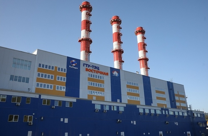 Новую ТЭЦ открыли в Приморье