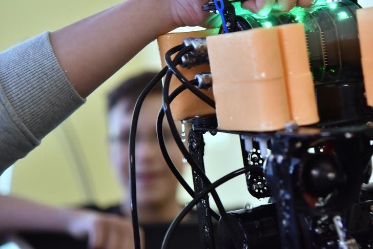 Кружок подводной робототехники впервые открыли на Сахалине