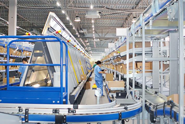 Запущен новый автоматизированный конвейер в Краснодаре