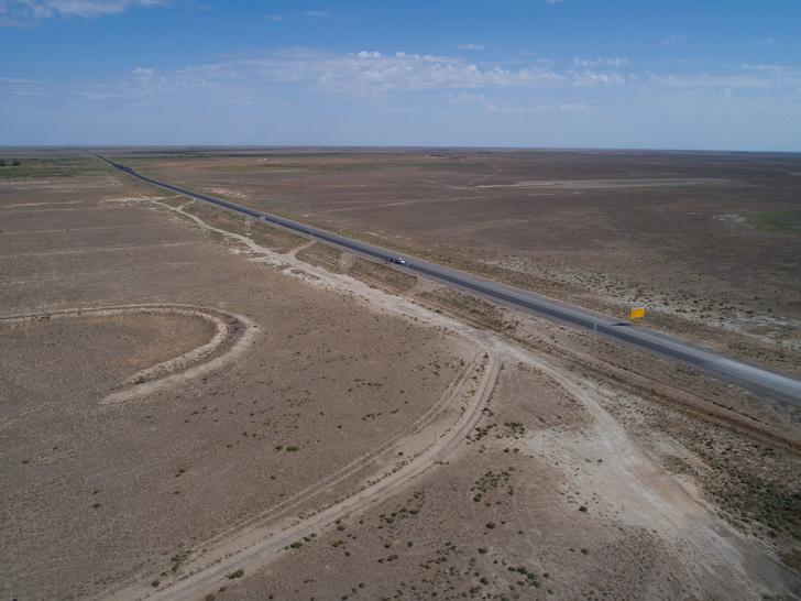 В Калмыкии открыт новый участок федеральной трассы Р-215