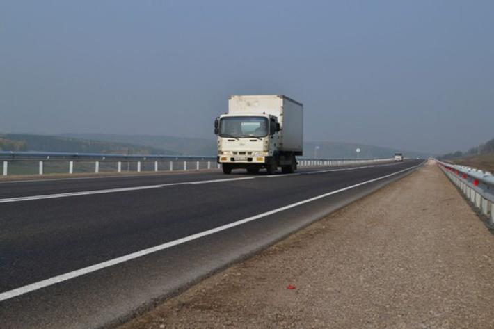 Досрочно завершен ремонт участка федеральной трассы Р-255 «Сибирь»