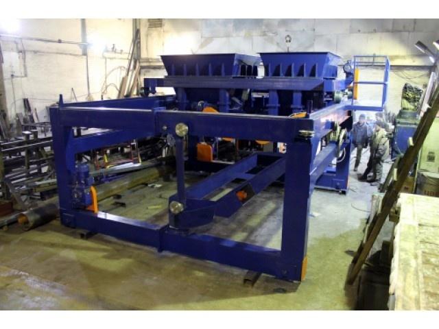 Оборудование для заводов ЖБИ