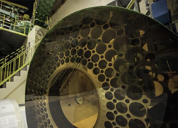 В «Швабе» разработали систему адаптации асферических зеркал диаметром до метра