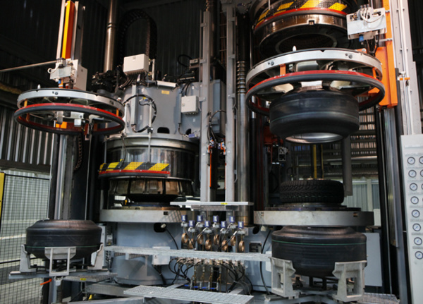 Воронежский шинный завод нарастил производство на четверть