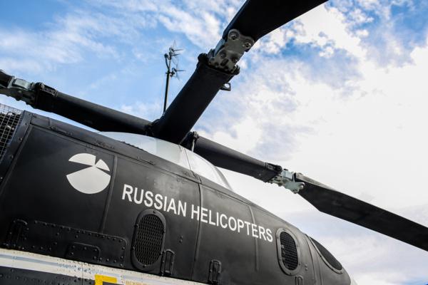 «Вертолеты России» передали ГТЛК медицинский «Ансат»