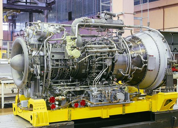 предъявительские испытания агрегата М35Р-1