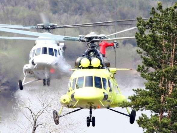 «Вертолеты России» увеличили финансовые показатели + важное видео