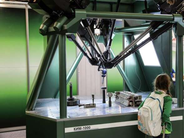 «Станкопром» и ОАК будут сотрудничать по инновационным программам