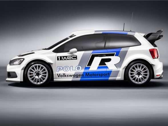 «Швабе» поставил детали раллийного Volkswagen
