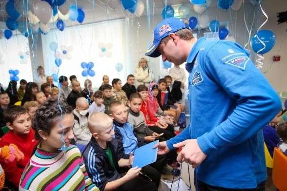 КАМАЗ претендует на звание «Благотворитель года»