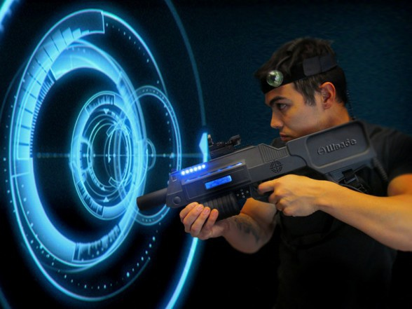 «Швабе» выпустил новый имитатор лазерного боя «Атака-3»