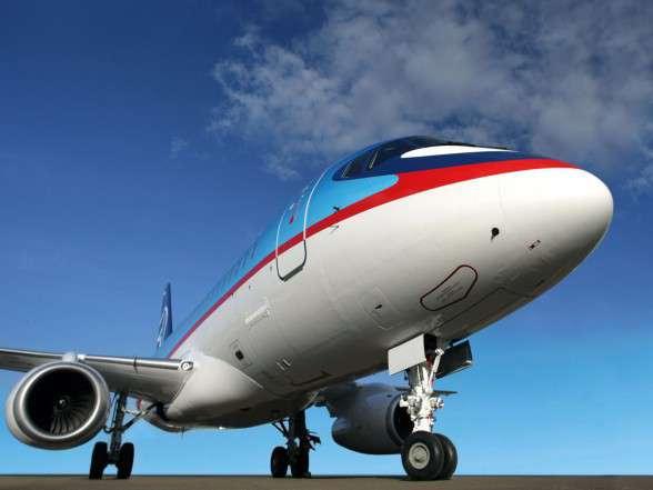 «Авиационное оборудование» и ОАК создадут электропривод колеса шасси SSJ 100