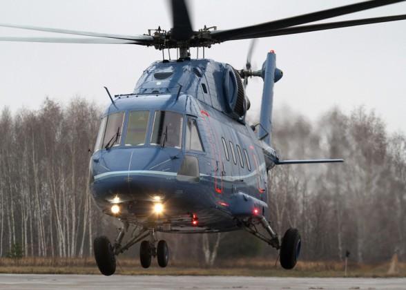 Производство Ми-38 стартует в 2015 году