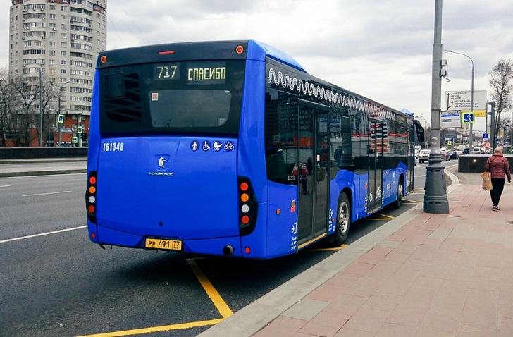 КАМАЗ поставил в Москву партию низкопольных автобусов «НЕФАЗ»