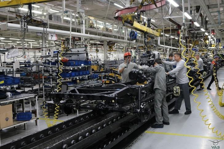 «Росэлектроника» заключила контракт с Ульяновским автомобильным заводом
