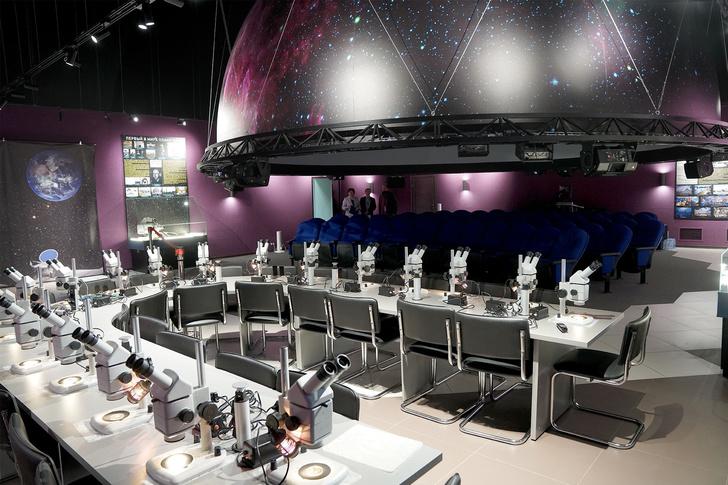 «Швабе» открыл самый масштабный в Подмосковье планетарий