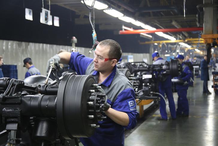КАМАЗ подвел финансовые итоги первого полугодия