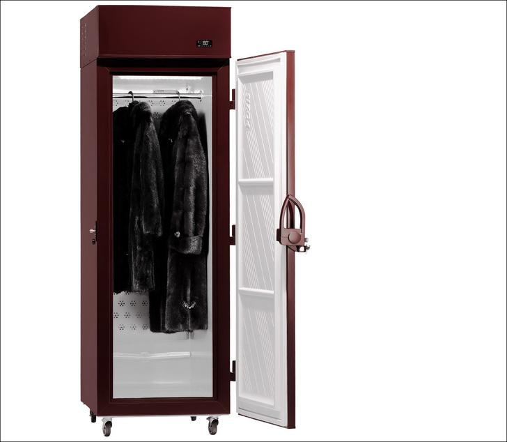 POZIS начал серийный выпуск холодильников для меховых изделий
