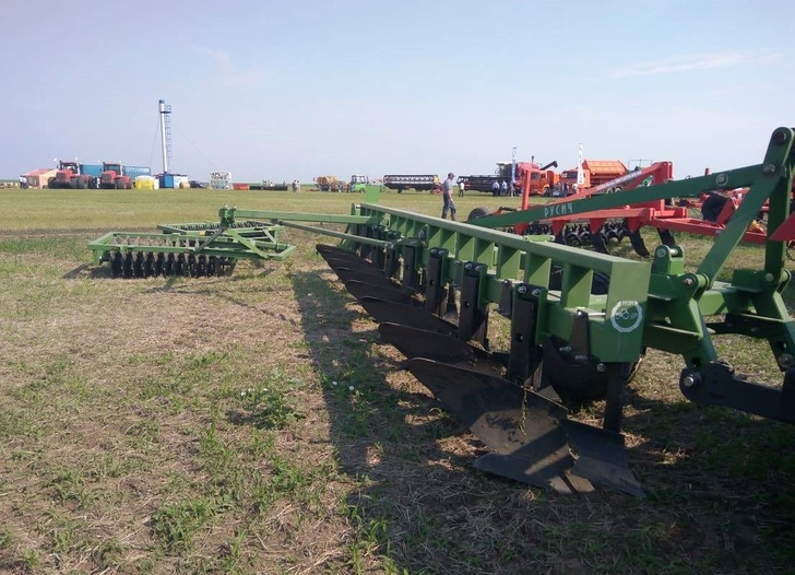 «Техмаш» совершил первую поставку сельхозтехники за рубеж
