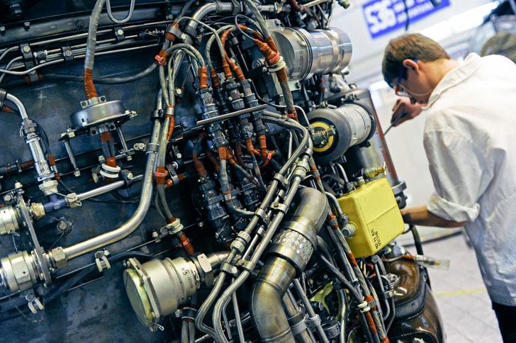 «ОДК-Климов» открыл во Вьетнаме центр ремонта вертолетных двигателей