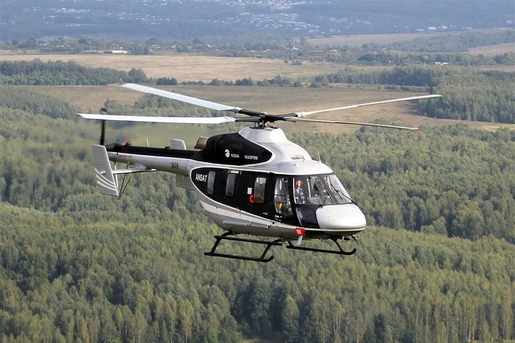 Росавиация одобрила эксплуатацию «Ансата» в высокогорье