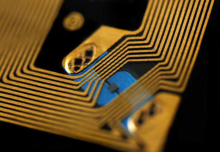 «Росэлектроника» Госкорпорации Ростех выводит на рынок решение по использованию технологии RFID