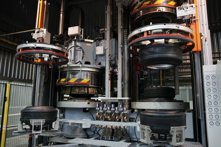 Воронежский шинный завод более чем в два раза увеличит выпуск премиальных шин