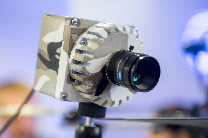 «Швабе» увеличил разрешение и прочность SWIR-камеры