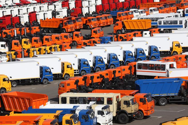 КАМАЗ наращивает продажи автотехники