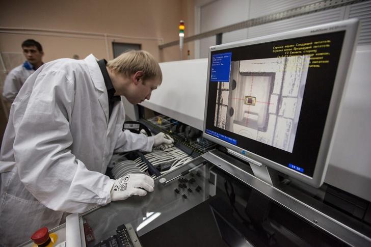 Предприятие «Швабе» модернизировало оптический цех