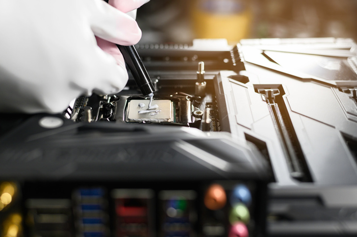 «РТ-Химкомпозит» создал теплопроводную пасту для электроприборов