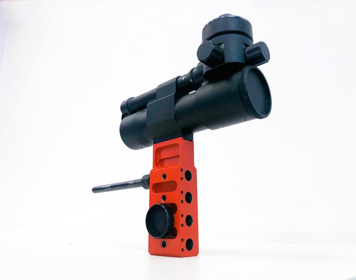 Разработка «Росэлектроники» позволит производить пристрелку оружия без выстрелов