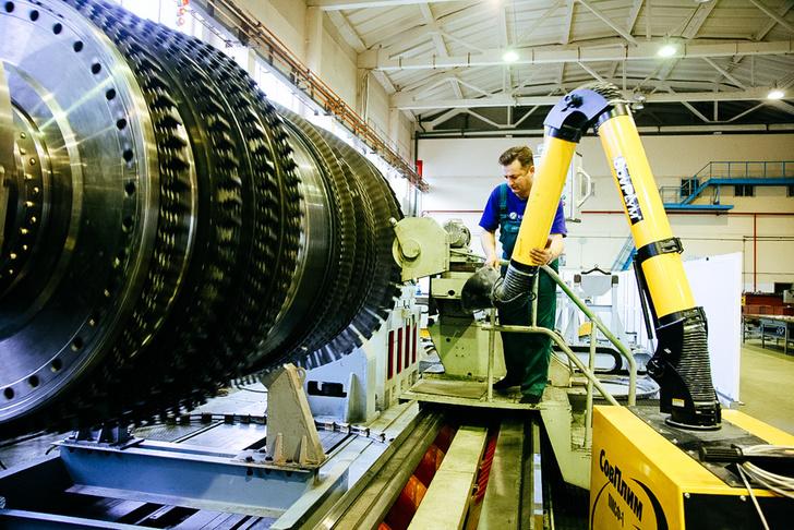 Ростех внедряет в двигателестроении технологии Индустрии 4.0