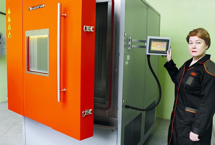 УВЗ внедрил климатическую камеру для испытаний военной продукции