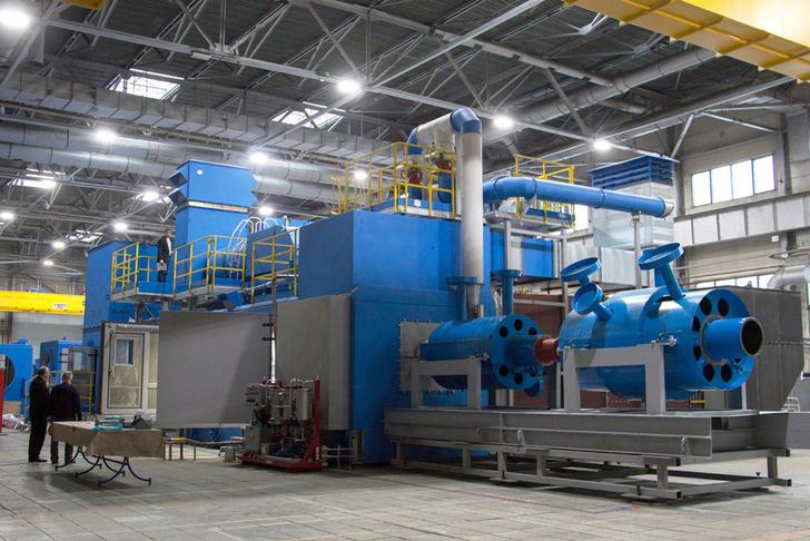 ОДК начала поставку газоперекачивающего оборудования для «Газпрома»