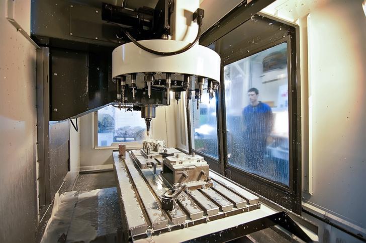 «Технодинамика» продолжает модернизацию производства