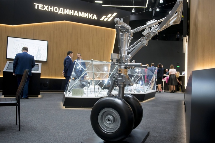 Предприятие «Технодинамики» в два раза увеличило выпуск шасси