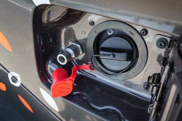 Ростех создал оборудование для контроля утечки газа на автотранспорте