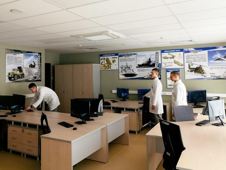 «Техмаш» открыл научную лабораторию в технополисе «ЭРА»