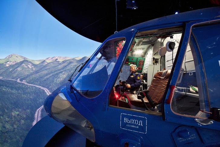 Росавиация сертифицировала учебный центр «Вертолетов России» в Улан-Удэ