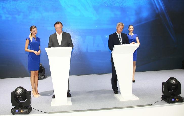 КАМАЗ и «Мишлен» подписали стратегическое соглашение о сотрудничестве