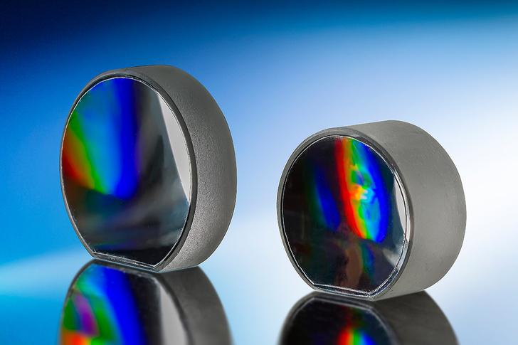 Экспорт дифракционной оптики «Швабе» превысил показатели 2018 года