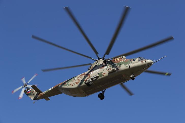 «Вертолеты России» разрабатывают арктическую версию Ми-26Т2В
