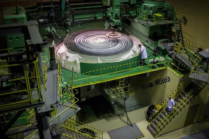 Лыткаринский завод оптического стекла поставил астрономическое зеркало для обсерватории в Индии